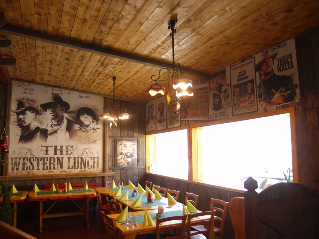 Mehiška restavracija Saloon